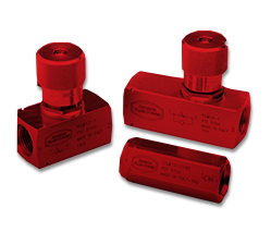 Flow Control Valves, Needle Valves & Check Valves